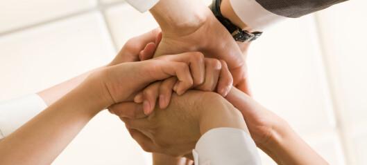Seks grunner til at samarbeid er så vanskelig