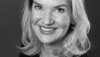 Christine Olbjørn har sett på om betennelse, blodmarkører og tarmflora hos barn og unge kan si om sykdom og forløp hos pasienter med kronisk tarmbetennelse. (Foto: Øystein Horgmo).