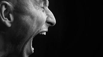 Hyling og skriking har vært viktig for menneskets overlevelse, ifølge forsker