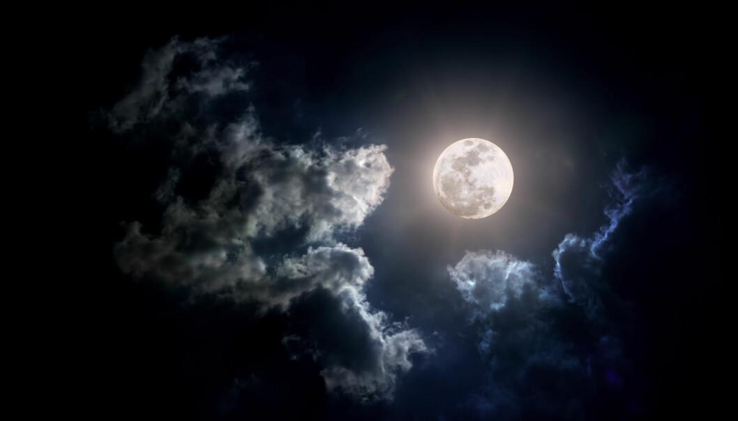 Har fullmånen noen innvirkning på våre aktiviteter? Nå har forskere tatt en av mytene på alvor. (Foto: Shutterstock)