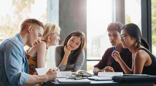66 000 studenter får si sin mening om studiet sitt