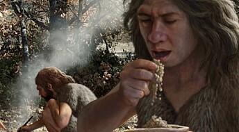 Neandertalere klarte å tenne bål