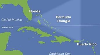 Forsvinner skip og fly i Bermuda-triangelet?