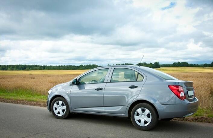 En person som ikke har noe særlig til overs for amerikansk politikk, kjører sjelden rundt i en Chevrolet. (Foto: Microstock)