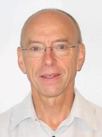 Frode Stordal er professor ved Institutt for geofag ved Universitetet i Oslo. (Foto: UiO)