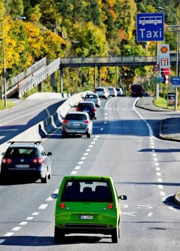 Et nytt IKT-system fra Sintef skal styre huseierens strømforbruk slik at det blir nok strøm til bilen. (Foto: NTB scanpix)