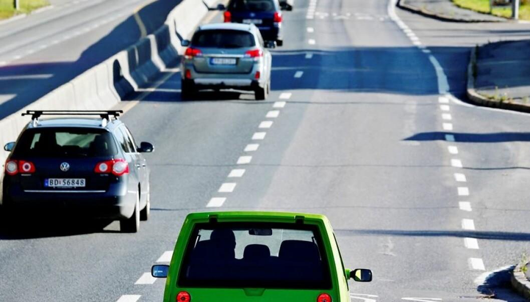 Sørger for strøm nok til alle bilene