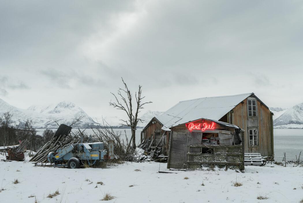 Distriktspolitikk: Det norske samfunnet bruker milliarder på utvikling i nord. Virker det? spør en forsker. (Illustrasjonsfoto: Tomas Rolland/UiT)