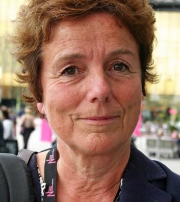 Randi Hjorthol forsker blant annet på kjønn og transport. (Foto: Ida Irene Bergstrøm, Kilden)