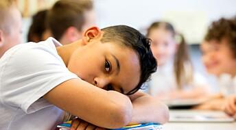 Barn med språkvansker strever unødvendig med mye