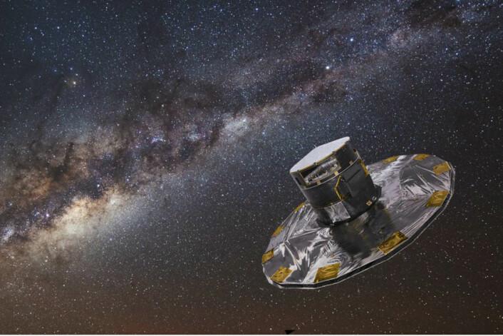 NASA tror vår egen galakse er proppfull av planeter, og anslår at hver eneste stjerne har minst en planet. Melkeveien har trolig over 100 milliarder stjerner. (Foto: Reuters)