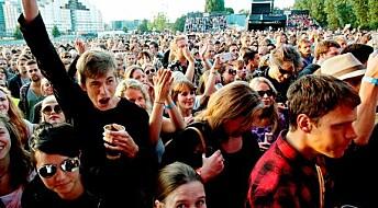 Pass på ørene dine på festival i sommer