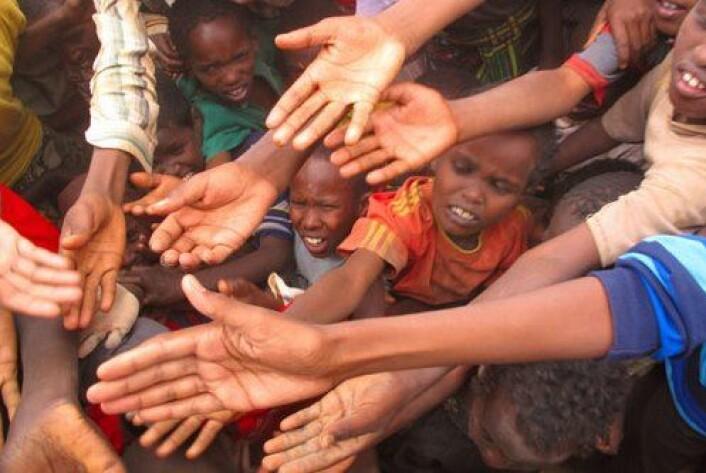 Forskeren har først og fremst sett på Afrika sør for Sahara. (Illustrasjonsfoto: Shutterstock)