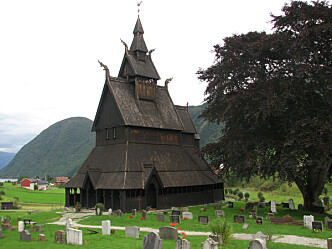 Stave churches in Norway older than previously believed