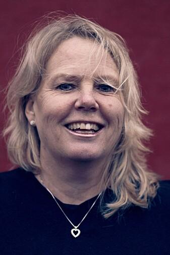 – Det er behov for studentstemmene. Vi må lytte til dem og lære av dem, sier Hilde Larsen Damsgaard. (Foto: Elisabeth H. Lynnerup Rusholt)