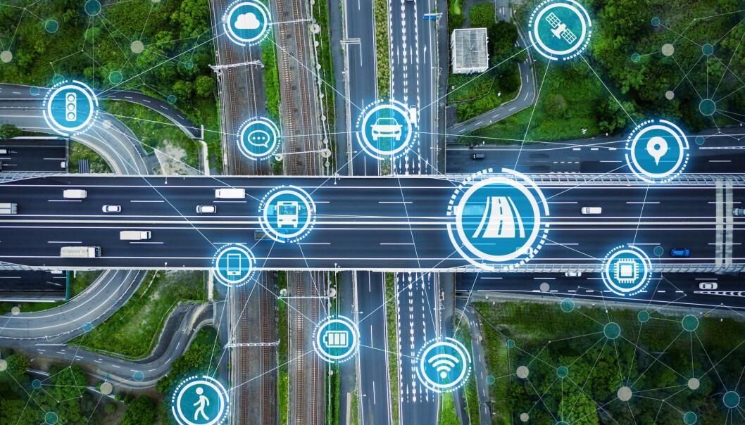 Når vi kan forutsi fremtidige effekter av forbedringer i transporttilbud eller i infrastruktur, gir det et godt beslutningsgrunnlag for planlegging av fremtidige tiltak. (Illustrasjon: metamorworks / Shutterstock / NTB scanpix).