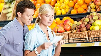 Mat påvirker menn og kvinner forskjellig