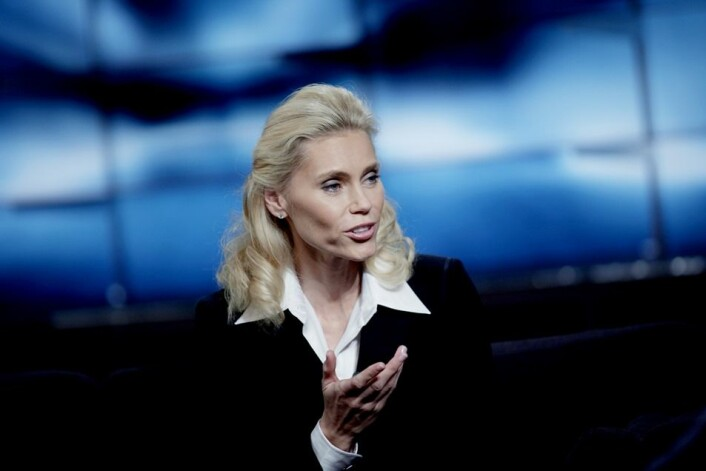 Svenske Anna Anka, kjent for sitt ekteskap med sangstjernen Paul Anka og sine kontroversielle uttalelser om kvinnerollen, er et godt eksempel på det Catrin Lundström beskriver om svenske migranter til USA. (Foto: Scanpix, Stian Lysberg Solum)