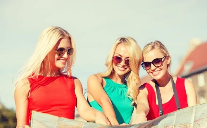 - De svenske kvinnene som har migrert til USA navigerer mellom den rene hvitheten og den eksotiske seksualiteten, sier forsker Catrin Lundström. (Foto: Colourbox)