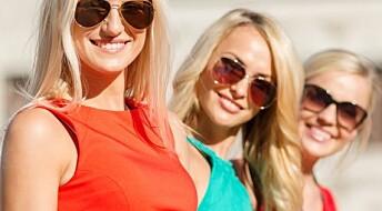 Blond, sexy og innvandrer