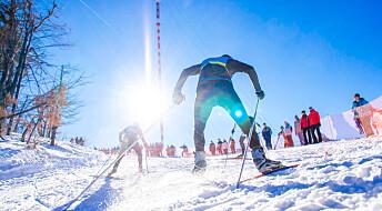 Fluor fra skismøring funnet i meitemark og klatremus