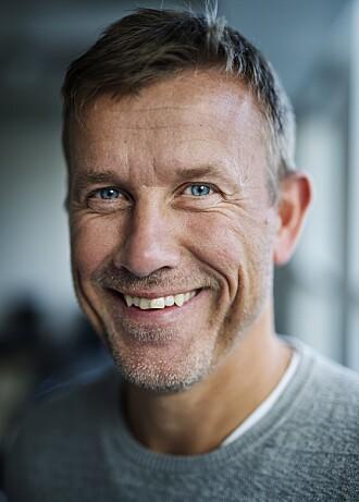 Pandemiforsker Svenn-Erik Mamelund ved AFI på OsloMet. (Foto: Benjamin A. Ward).