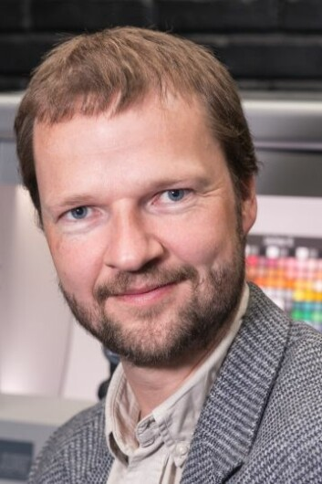 Jon Yngve Hardeberg. (Foto: Høgskolen i Gjøvik)