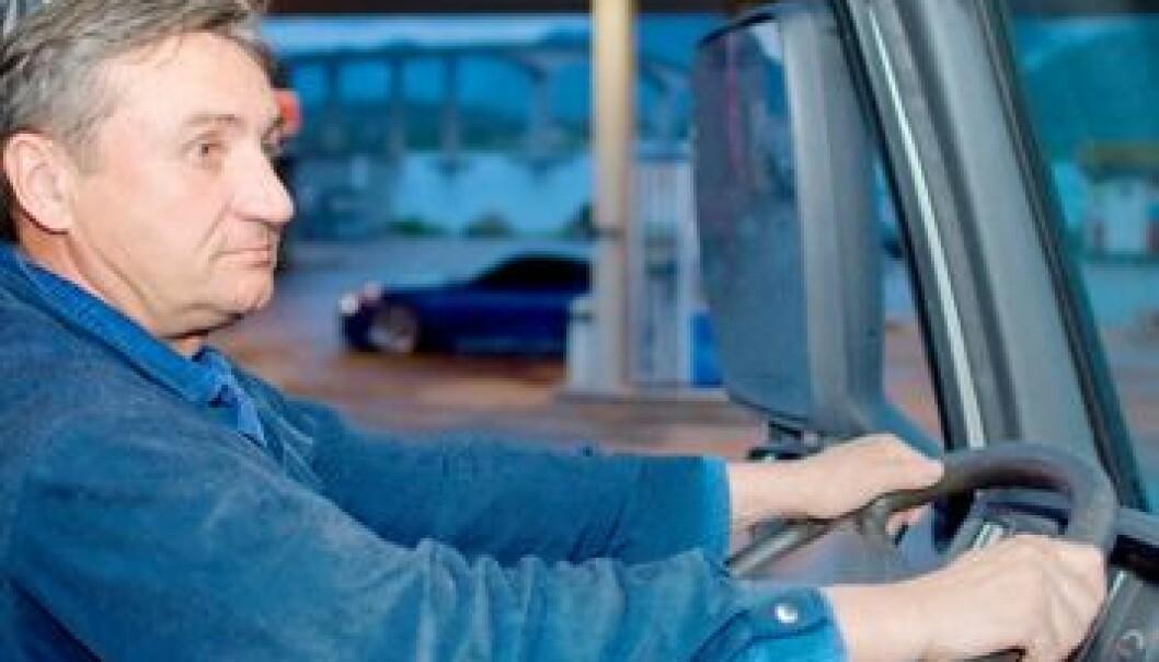 Nattarbeid kan ha en lang rekke konsekvenser for helsen. Særlig skiftarbeidende menn har høyere risiko for å utvikle diabetes 2. (Foto: Colourbox)