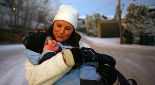 Kvinner som har født barn, har yngre hjerne