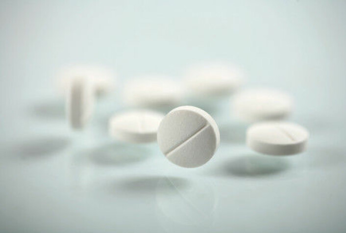 Det har lenge vært kjent at aspirin reduserer kreftrisikoen, men forskere har hittil ikke kjent årsaken. (Illustrasjonsfoto: colourbox.no)