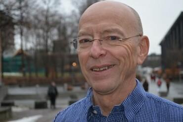 Frode Stordal (Foto: UiO)