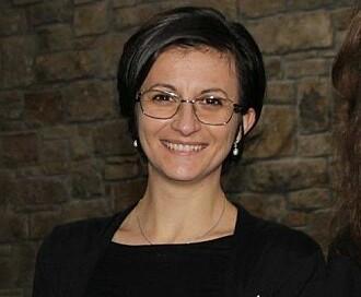 Giovanna Calogiuri forsker på såkalt grønn trening. (Foto: HINN)