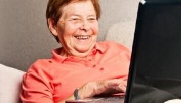 Lavest dødelighet hos overvektige eldre