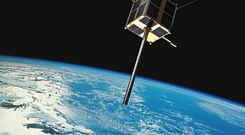 Norsk satellitt har fått tvillingbror i rommet