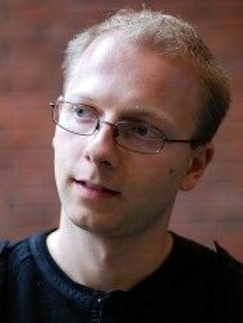 Fysiker Bjørn Samset. (Foto: Universitetet i Oslo)