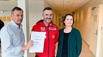 Universitetet i Sørøst-Norge utvider samarbeidet med Norges skiforbund