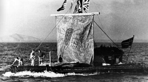 Ny forskning gir støtte til Thor Heyerdahls teori om søramerikanere i Stillehavet