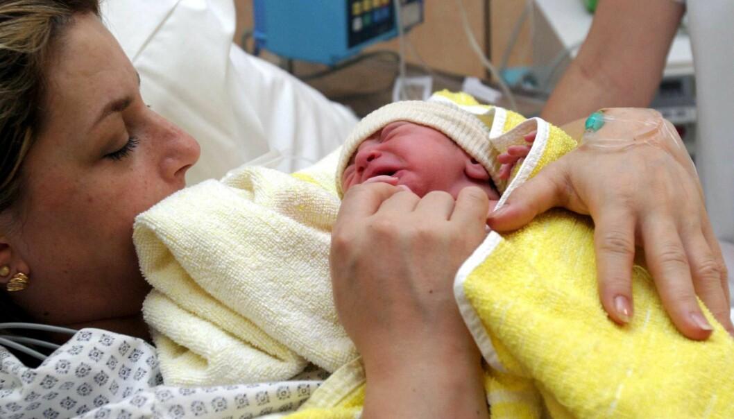 For fødselshjelpen er det fortsatt vanskelig å forutsi hvilke kvinner som kommer til å føde for tidlig. www.colourbox.com