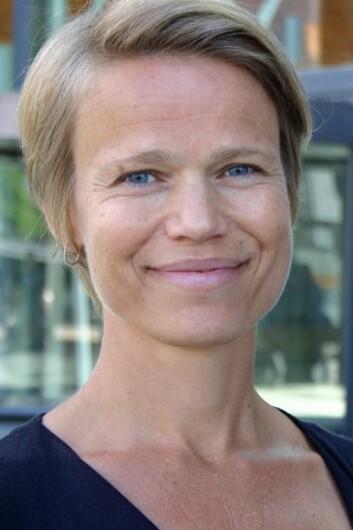 Historiker Eirinn Larsen mener det trengs mer forskning på kjønn i næringslivet. (Foto: Ida Irene Bergstrøm)