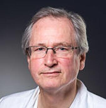 Erik Taubøll er professor i nevrologi ved Universitetet i Oslo, og synes studien er veldig spennende. (Foto: UiO)