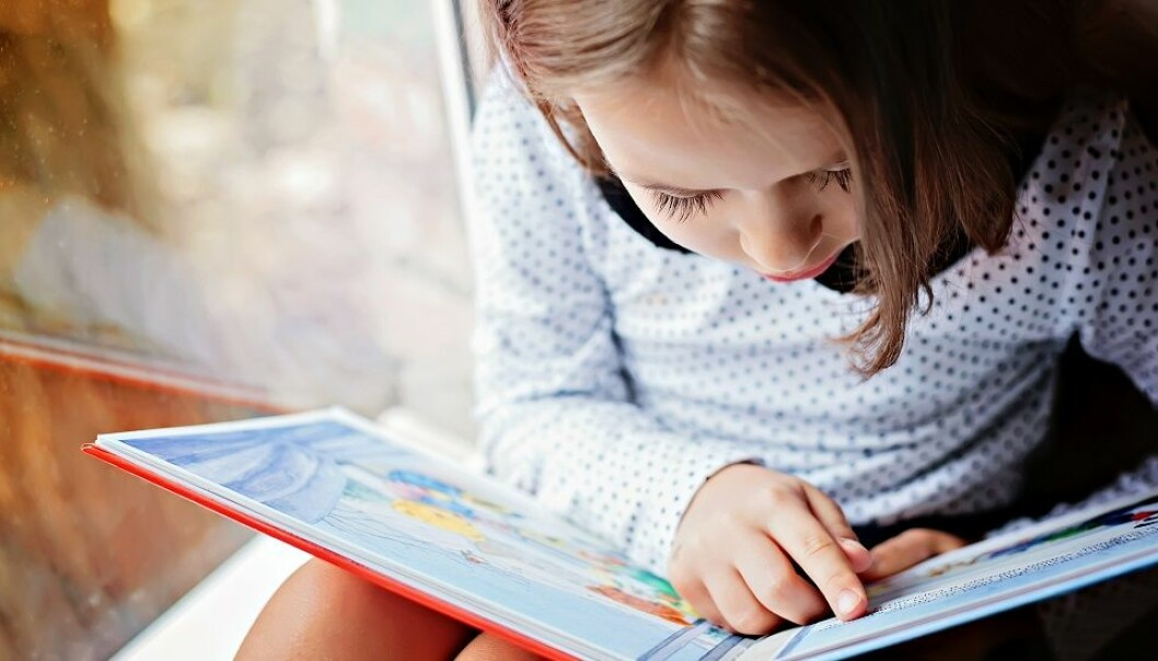 It's important for new readers to learn the letters and the sounds associated with the letters as early as possible. It's not always as obvious as you might think. (Photo: Shutterstock, NTB Scanpix)
