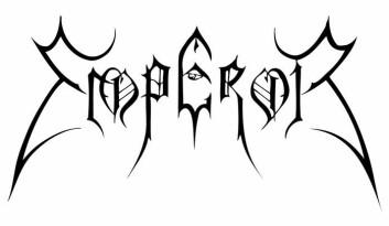Denne logoen har logokunstneren Christophe Szpajdel laget til bandet Emperor. Her er symmetrien veldig tydelig.