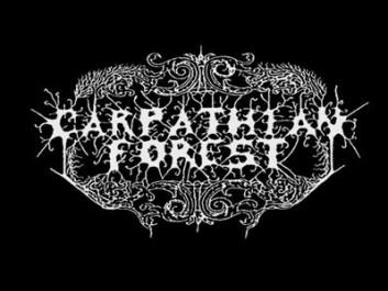 Carpathian Forest er et norsk eksempel på metallband med raffinerte logoer.