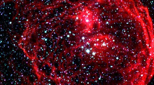 Løste gammel gåte om mystisk stråling i verdensrommet