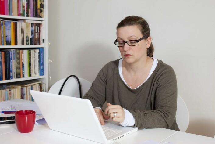 Ny forskning viser at grupper på nett hjelper diabetikere. (Foto: Multiart)