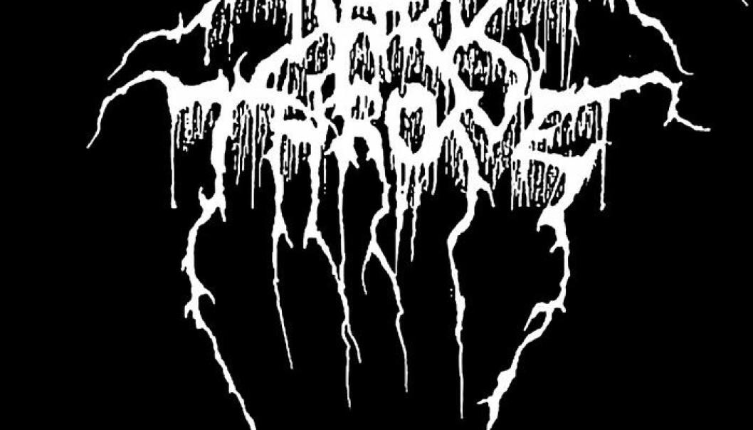 Darkthrone er et eksempel på at lyd og logo henger sammen, ifølge forskerne.