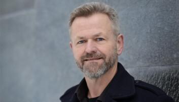 - Drømmen om demokrati var viktig for folk som hadde stått i opposisjon, men for mange handlet dette først og fremst om å få leve et normalt liv, sier Jørn Holm-Hansen i denne podcasten om Berlinmurens fall. (Foto: OsloMet).