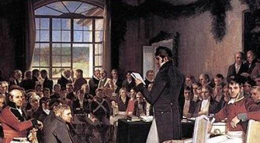 Propagandakrigen om Norge rundt 1814
