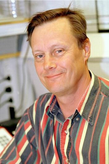 Tomas Ekström sier at det må forskes mer før de finner ut hva de epigenetiske forskjellene gjør seg utslag i. (Foto: Stefan Zimmermann)