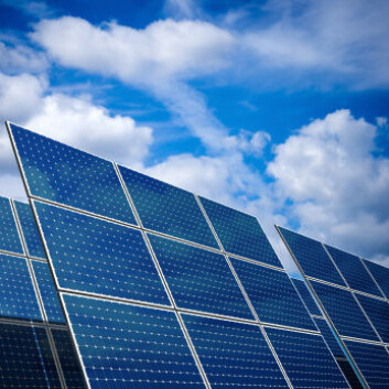 Solenergi har blitt storindustri - særlig i Tyskland. (Foto: iStockphoto)